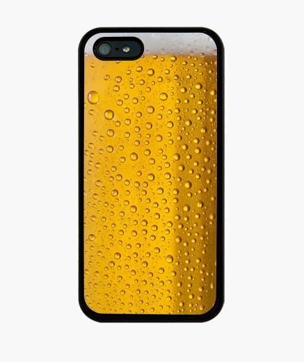 Coque iPhone bière, de la bière.