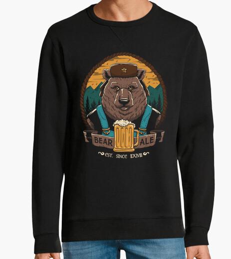 Sweat bière ours