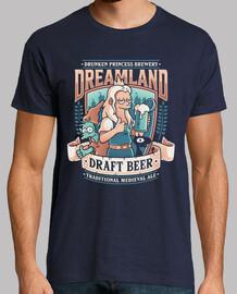 bière pression au pays des rêves