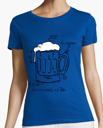 Tee-shirt bière technique