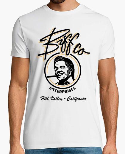 Camiseta Biff Co Enterprises (Regreso Al Futuro)