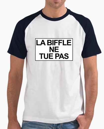 Camiseta biffle no mata al