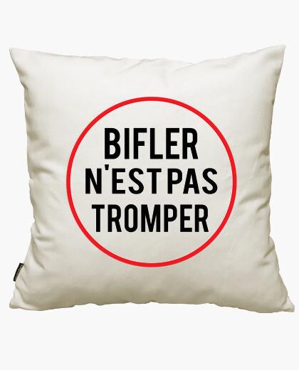 Funda cojín Biffler n'est pas Tromper
