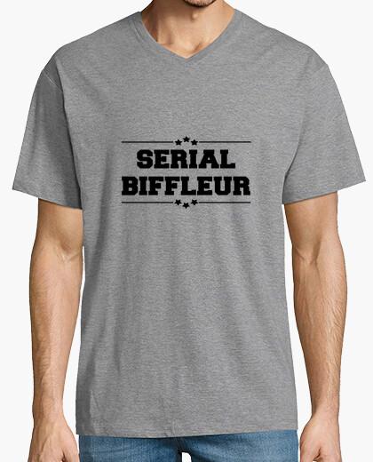 Camiseta biffleur serie