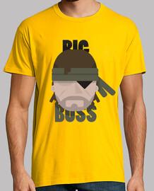 Big Boss, MGS