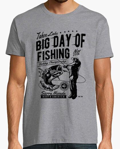 Camiseta Big Day of Fishing