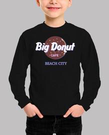 big donut cafe - beach city