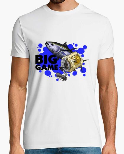 Big game man t-shirt