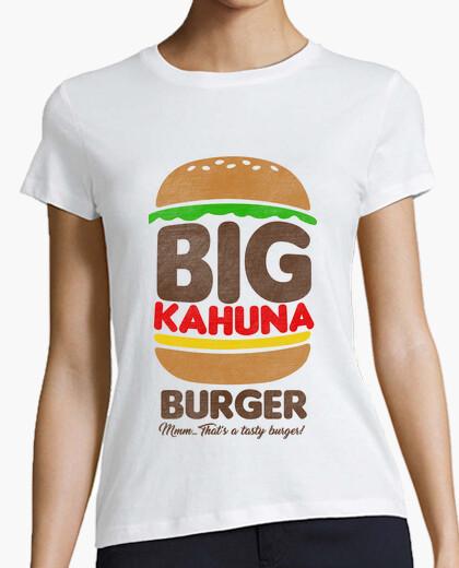 T-shirt big kahuna hamburger