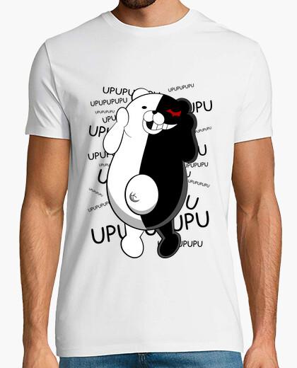 Tee-shirt big monokuma upupupu