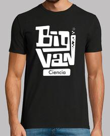 big van science blanc