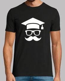 bigote de graduación