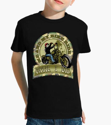 Ropa infantil Bike