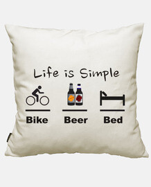 Bike Beer Bed