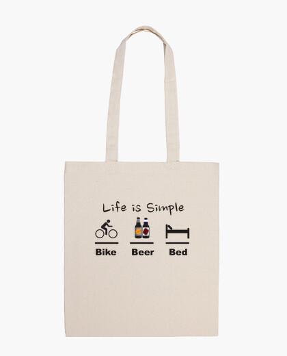 Bolsa Bike Beer Bed
