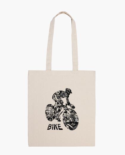 Bolsa bike collage