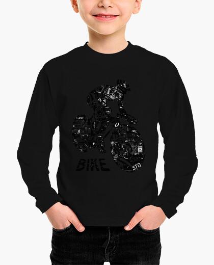 Ropa infantil bike collage