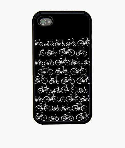 Coque iPhone Bike felling