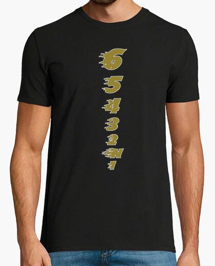 Tee-shirt Bike gear logo