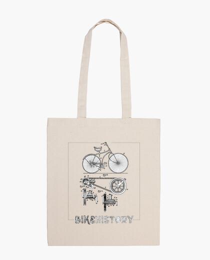 Bolsa Bike history