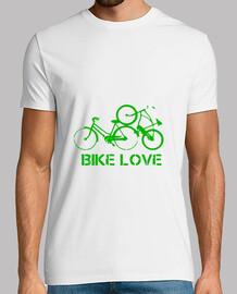 Bike Love verd