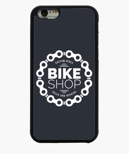Funda iPhone 6 / 6S Bike shop chain