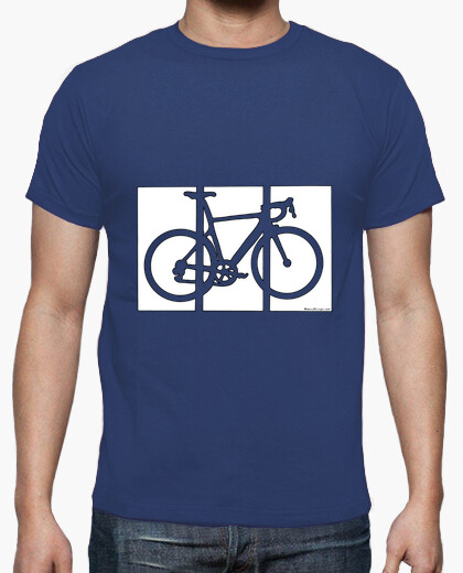 Bike siluet t-shirt