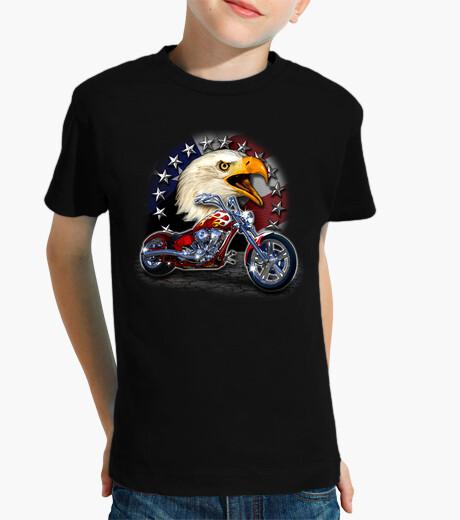 Ropa infantil Biker águila