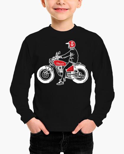 Ropa infantil biker clásico
