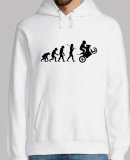 biker Entwicklung