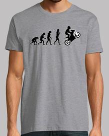 biker evolution