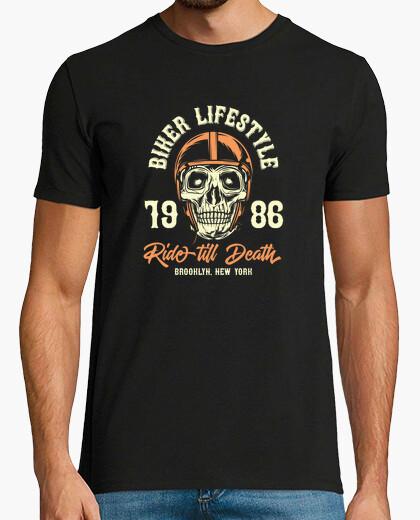 Camiseta Biker Lifestyle