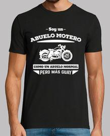 biker nonno