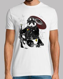 biker panda