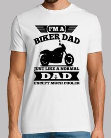 biker papà
