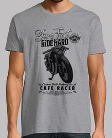 biker racer humor kaffee