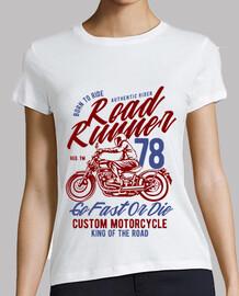 biker road run ner