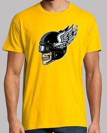 bikers club skull 2