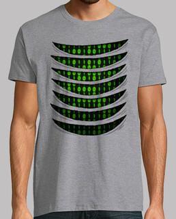 binärer code in