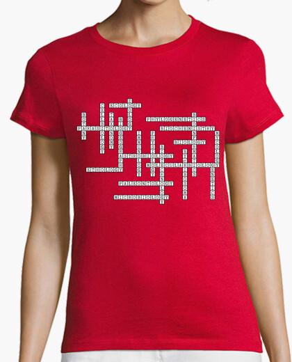 Camiseta BioCrossWords