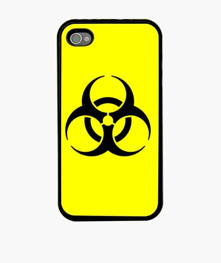 Funda iPhone Biohazard