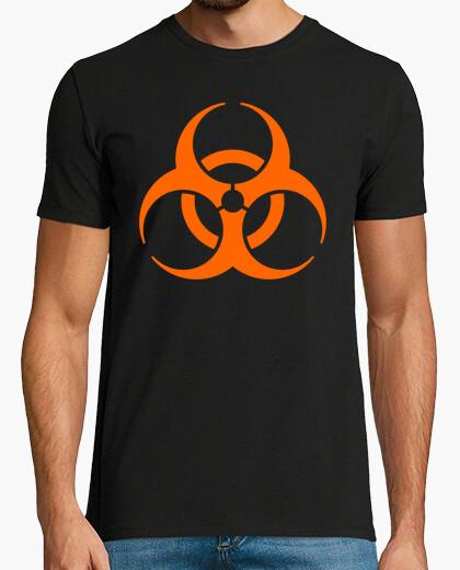 Camiseta Biohazard / Peligro biológico