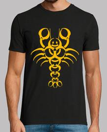 Biohazard Yellow Crab