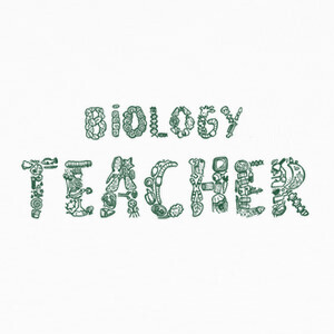 Biology teacher T-shirts
