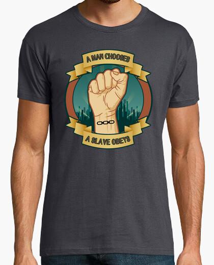 Camiseta Bioshock A Man Chooses