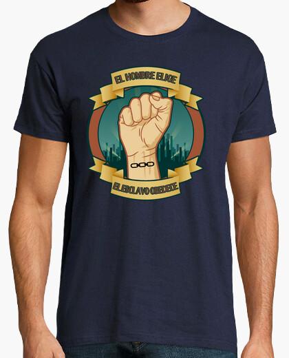 Camiseta Bioshock El Hombre Elige
