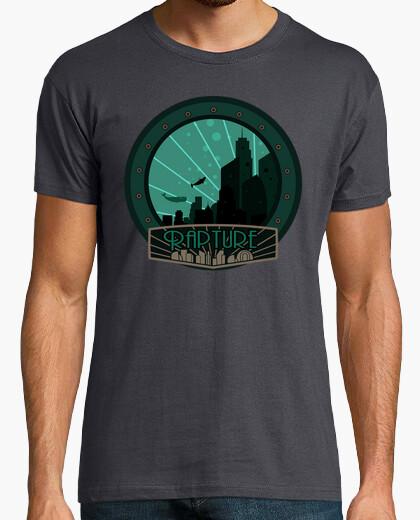 Camiseta Bioshock Rapture