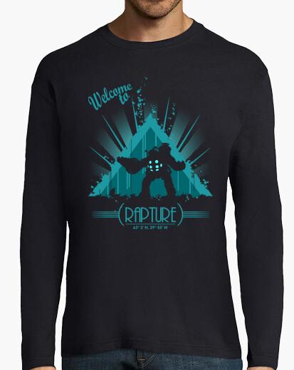 abe8e1506c27 bioshock rapture T-shirt - 669573   Tostadora.com