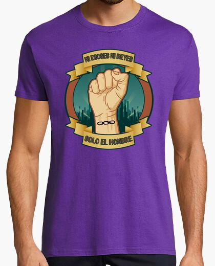 Camiseta Bioshock Solo el Hombre