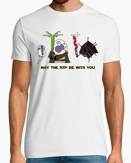 Camiseta BioStar Wars (Colores Claros)